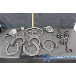 Pullies, Wrenches, and Horseshoes
