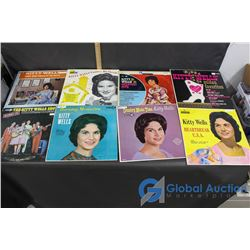 (8) Kitty Wells Records