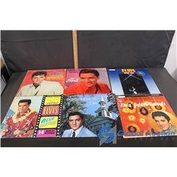 (6) Elvis Records
