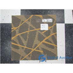 500 Square Feet Commercial First Grade Carpet Tile - OFFSITE