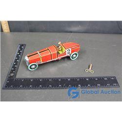 Tin Keywind Race Car