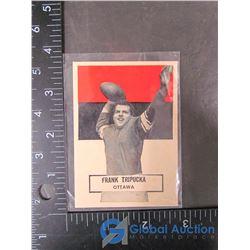1959 Frank Tripucka CFL General Mills Wheaties
