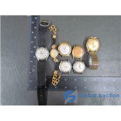 (7) Vintage Watches