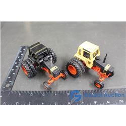 (2) Case Toy Tractors - Bid Price x2