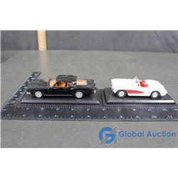 (2) Die Cast Car Models - Bid Price x2