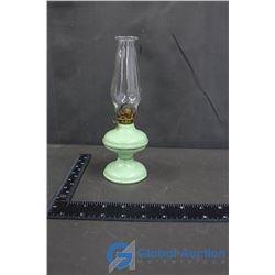 Vintage Mini Oil Lamp