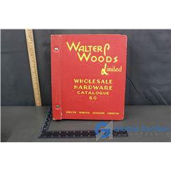 Walter Wood Hardwood Catalogue