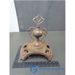 Cast Iron Topper