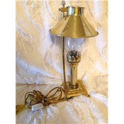Brass Lantern Light