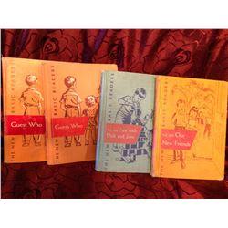 Set of Dick & Jane Basic Reader Books