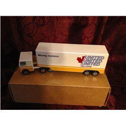 United Van Lines Die Cast Truck