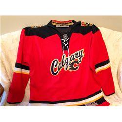Calgary Flames Reebox Jersey