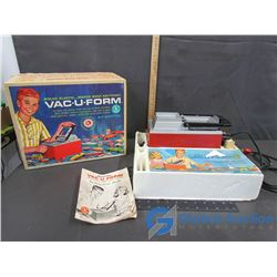 Mattel Vac-U-Form in Original Box - Copyright 1962