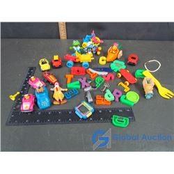 Assorted MacDonald's Toys & Other Toys/Items
