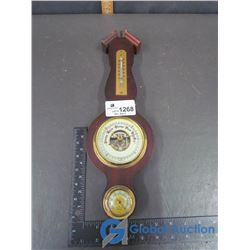 Wooden Wall Hanging Barometer