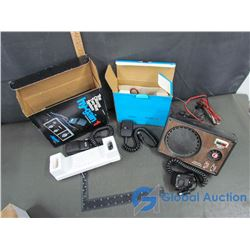 (3) Assorted CB Radios - See Description for more details