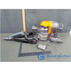 Working Dyson Cordless Hand Vacuum & Accessories
