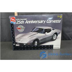1978 Corvette Model Kit