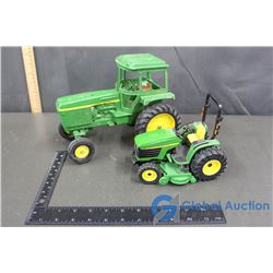 (2) John Deere Tractors