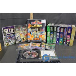 Various PC Casino Games