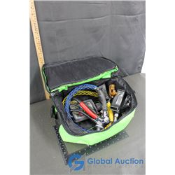 Bag of Scuba Equipment