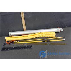 Fishing Rod In Case