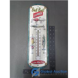Bait Lures Fishing Thermometer