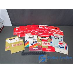 Coke Paper 6-Pack Carriers