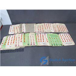 Advertising Bingo Cards