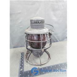 E.T Wright Co. Metal Lantern