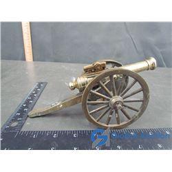 Brass Canon Lighter