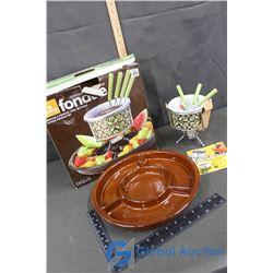 Stokes Gourmet Fondue Set