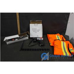 Kids Safety Vests and Air Tools