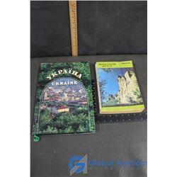 Ukraine and Melville-Yorkton Books