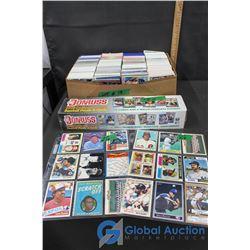 Baseball Cards & 1991 Donruss Baseball Sealed Set of 792 Cards