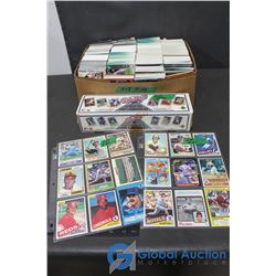 Baseball Cards & 1991 Donruss Baseball Sealed Set of 800 Cards