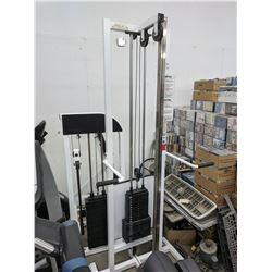 Apex Hi/Lo Single Pulley Strength Machine