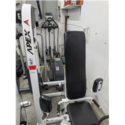Apex Inner/Outer Thigh Strength Machine