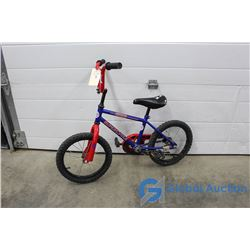 "Youth 16"" Supercycle BMX Bike"