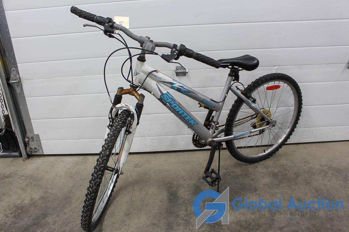 Unisex 26 Sportek Mountain Bike Silver Please provide a valid price range. unisex 26 sportek mountain bike silver
