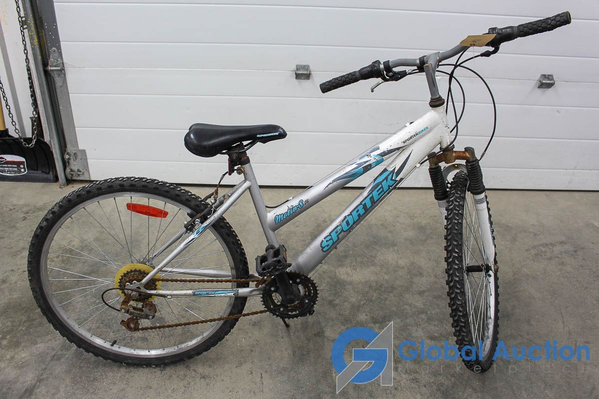 Unisex 26 Sportek Mountain Bike Silver Our staff consists of bike enthusiasts and experts who will be happy to help with any questions and doubts you might have. unisex 26 sportek mountain bike silver