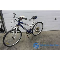 "Women's 26"" Infinity Mountain Bike (Blue)"