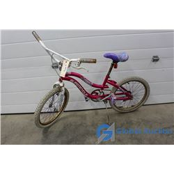 "Girls 20"" Supercycle Mountain Bike (Pink)"