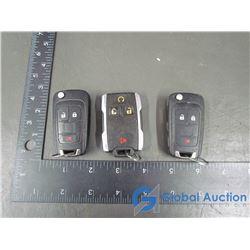 GMC Key Fobs