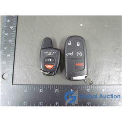 Chrysler Key Fobs