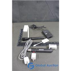 Apple Pencil, Torch, Flashlight, iPhone Adaptors & Cord, Small Power Bank