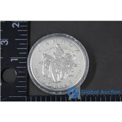 Collectors Silver Dollar 1969-1994