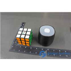 Rubik's Cube, Blackweb Bluetooth Speaker