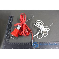 iPhone Cords (2), Adaptor