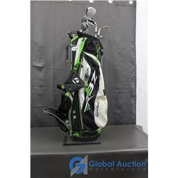 Mens Taylor Made Golf Clubs